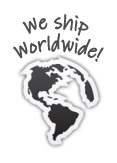 We Ship Worlwide