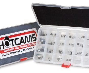 Complete Valve Shim Kit for by Hotcams